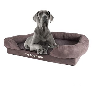 The Dog's Bed Orthopedic Memory Foam Waterproof
