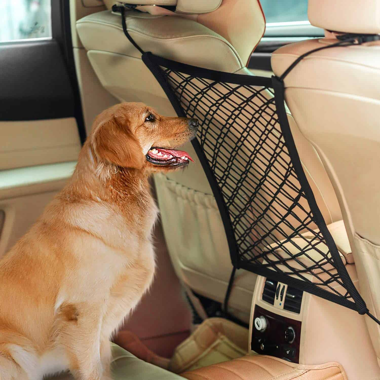Car Dog Barrier