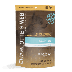 CBD Calming Chews For Dogs
